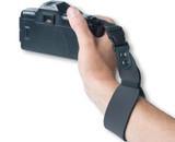 OP/TECH USA SLR Wrist Strap- Black