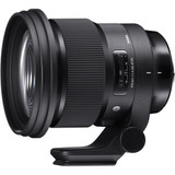 Sigma 105mm f/1.4 DG HSM Art Lens- Nikon F