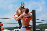 Canon Experience: Lucha Wrestling Shooting Experience
