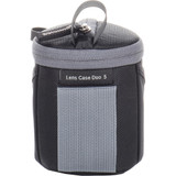 Think Tank Photo Lens Case Duo 5- Black