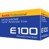 Kodak Professional Ektachrome E100 Color Transparency Film- 35mm Roll Film, 36 Exposures