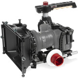SHAPE Blackmagic Pocket Cinema 4K Cage Kit, Matte Box, Follow Focus