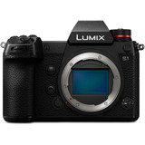 Panasonic Lumix S1 Mirrorless Digital Camera Body- Black
