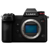Panasonic Lumix S1R Mirrorless Digital Camera Body- Black