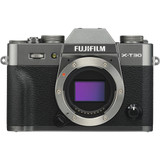 Fujifilm X-T30 Mirrorless Digital Camera- Body Only, Charcoal Silver