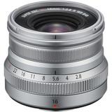Fujifilm XF 16mm f/2.8 R WR Lens- Silver