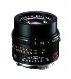 Leica 50mm f/2.0 APO-SUMMICRON-M Asphercial Black Lens