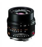 Leica 50mm f/2.0 APO-SUMMICRON-M Asphercial Black Lens
