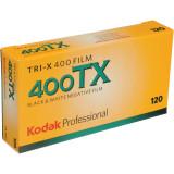Kodak Tri-X Pan 400 120 B&W Film - 5 Rolls