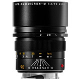 Leica 90mm f/2.0 APO Summicron-M Aspherical Telephoto Lens