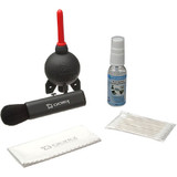 Giottos Lens Cleaning Kit with Small Rocket Air Blower