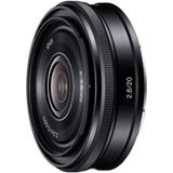 Sony 20/2.8 Pancake E-Mount Wide Angle Lens