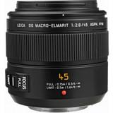 Panasonic 45/2.8 Leica DG Macro Elmarit Micro 4/3 Lens
