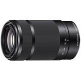 Sony E 55-210mm f/4.5-6.3 OSS Lens- Black