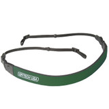 "Optech Fashion Neck Strap 3/8""- Forest"