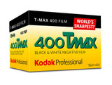 Kodak TMY 135-36 T-Max 400 B&W Film- Single Roll