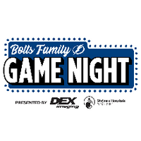 Bolts Family Game Night
