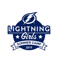 Lightning Girls Summer Camp - July 15-19, 2019 at Amalie Arena