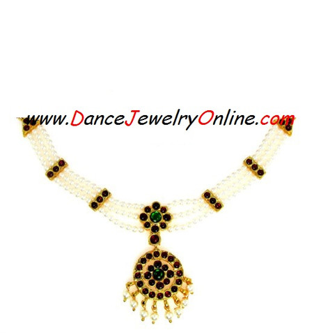 Dance Jewellery necklace,
