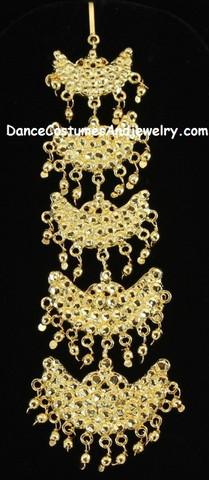 Mohiniyattam jewelry