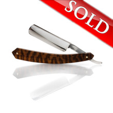 Best Selling Intermediate Custom Snake Wood Razor