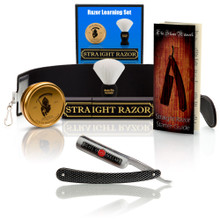 Straight Razor Learning Set - Blunt Edge - RMRS