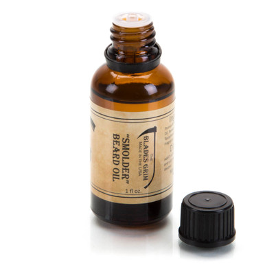 The Blades Grim - Beard Oil - Smolder 1oz