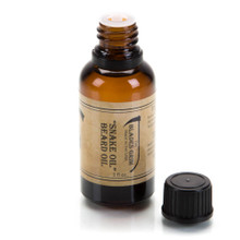 The Blades Grim - Beard Oil - Snake Oil (scentless)