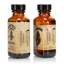 The Blades Grim Aftershave Pre-Shave Combo - 3oz  - Cinder