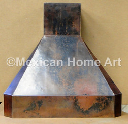Copper Range Hood Wall Mount