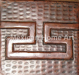 Copper Tile Design 2 Motif