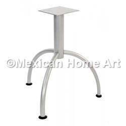 En Pointe Table base for Copper table top