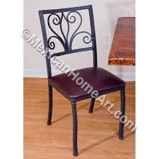 Celaya Dining Chair to pair with Copper Table Top