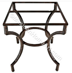 Tarimbaro Hand Forged Iron Table Base