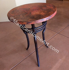 Table Top Testimonial from Jerry B Old Natural Patina