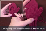 Premium Video: A Knitted Patch