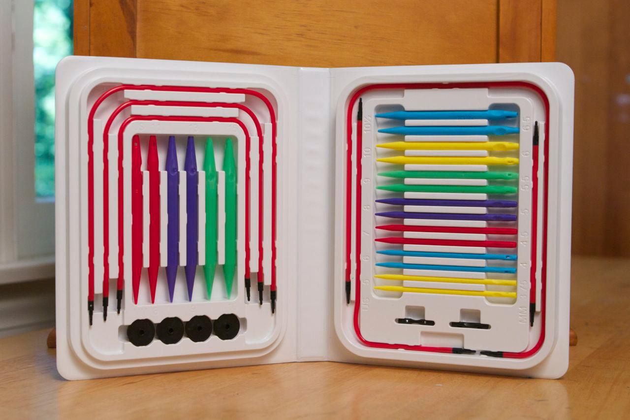 Blue Brights Denise Needles Denise Interchangeable Knitting Needles Kit