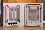 Denise Interchangeable Knitting Needles - Pastels!