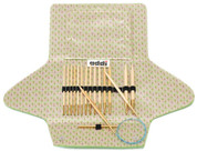 Addi Click Bamboo Interchangeable Knitting Needle Set