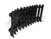 High Quality Skid Steer Push Rake For Sale at Digrite