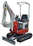 Takeuchi TB210R Sold at Digrite
