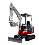 Takeuchi TB219 Sold at Digrite