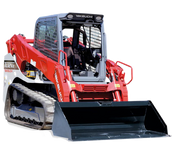 New Takeuchi TL12V2 6t 115hp Vertical Lift Track Loader
