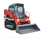 New Takeuchi TL10V2 4.6t 75hp Vertical Lift Track Loader