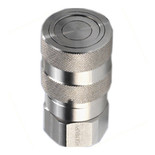 "Hydraulic Flat Face Quick Coupling 1/2"" Female"