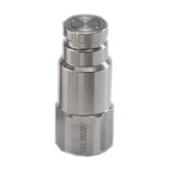 "Hydraulic Flat Face Quick Coupling 1/2"" Male"