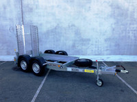 Brian James 2.6t Eco Compact Plant Trailer EP26C