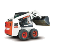 Bobcat S130 for hire at Digrite Hire