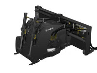 New : High Flow Profiler Skid Steer Track Loader Attachment for Hire