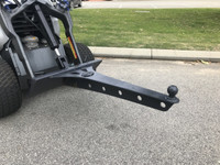 New : Lifting Tow Jib Dingo Kanga Mini Loader for Hire